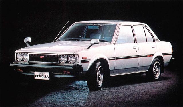 画像2: 【日本の自動車年鑑】 第82回 「カローラシリーズ」(1980年)