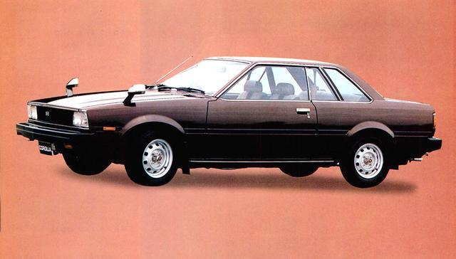 画像: カローラHT1800SE(1980年)