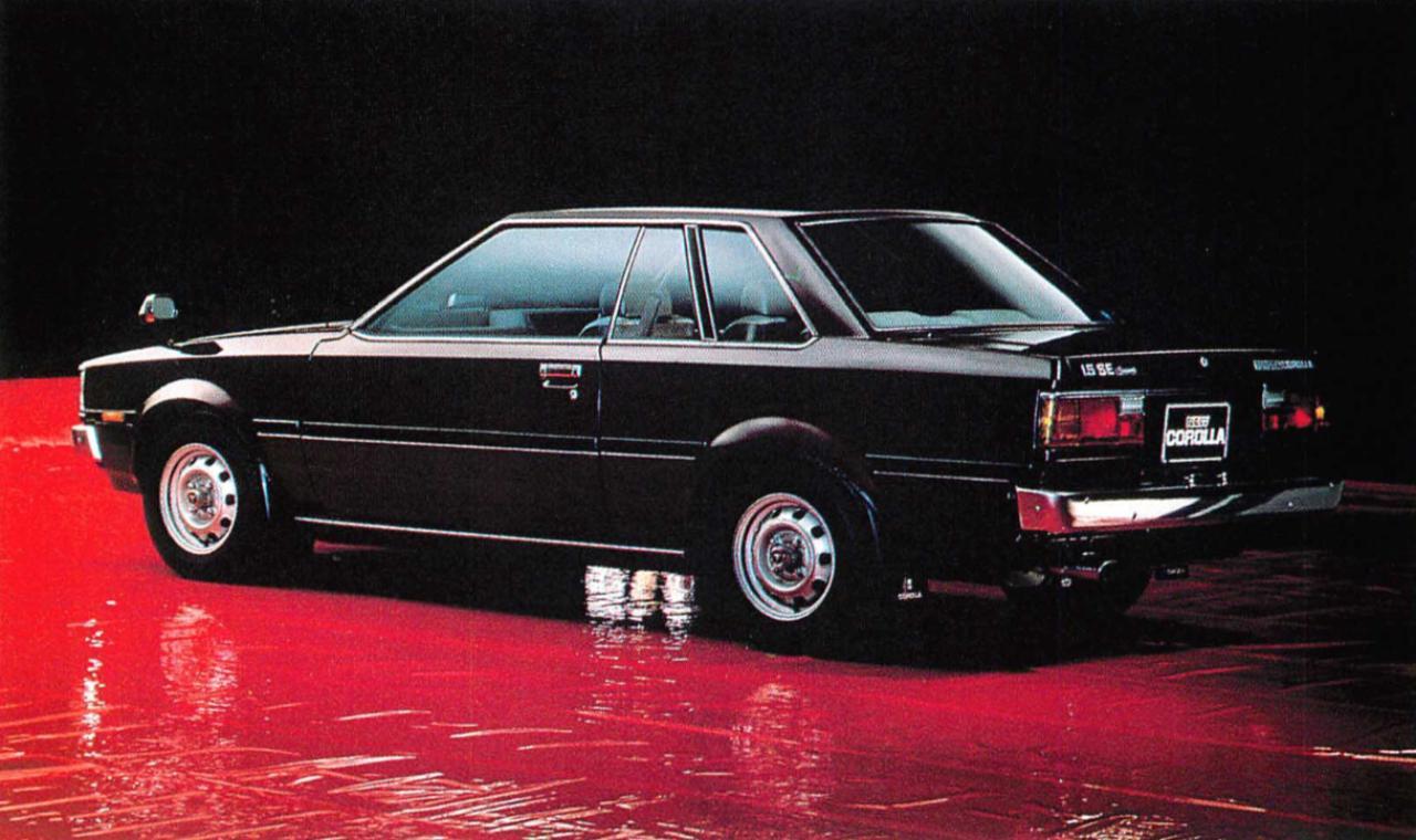 画像3: 【日本の自動車年鑑】 第82回 「カローラシリーズ」(1980年)