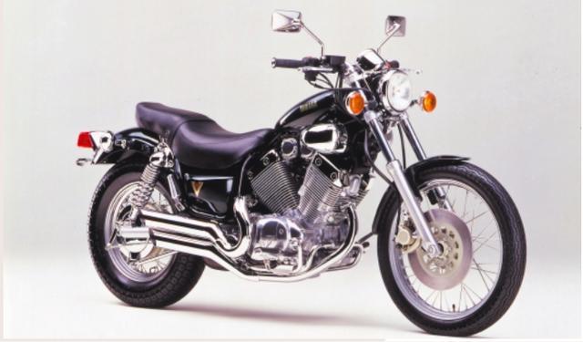 画像: 1987 YAMAHA XV400 VIRAGO/©モーターマガジン社