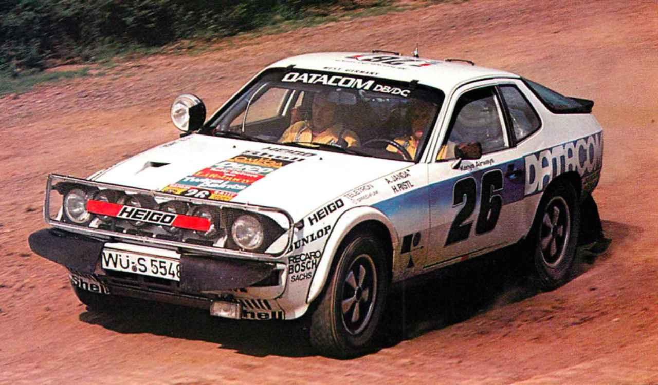 画像: ポルシェ 924 ターボ(1980年)