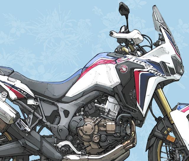 画像: 頭から離れない一台のオートバイ
