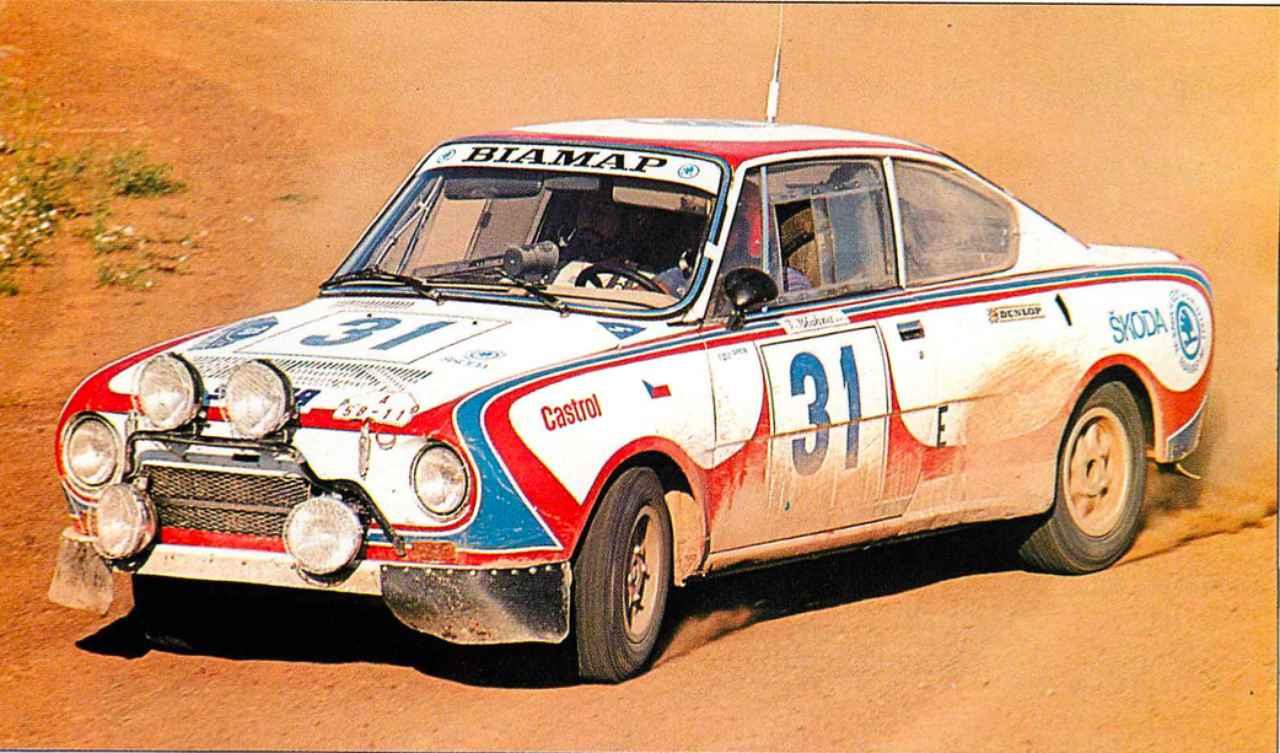 画像: シュコダ 130 RS(1980年)