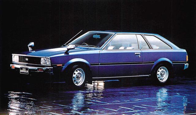 画像: カローラLB1500SE(1980年)