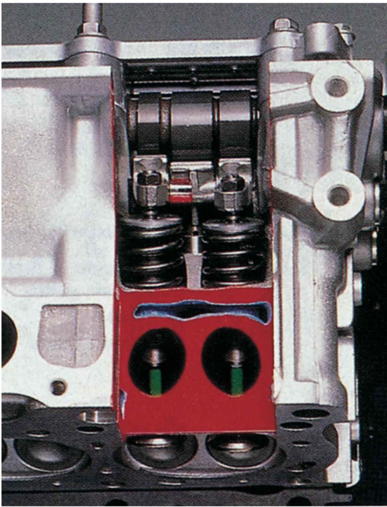 画像2: ホンダ車専用の機構