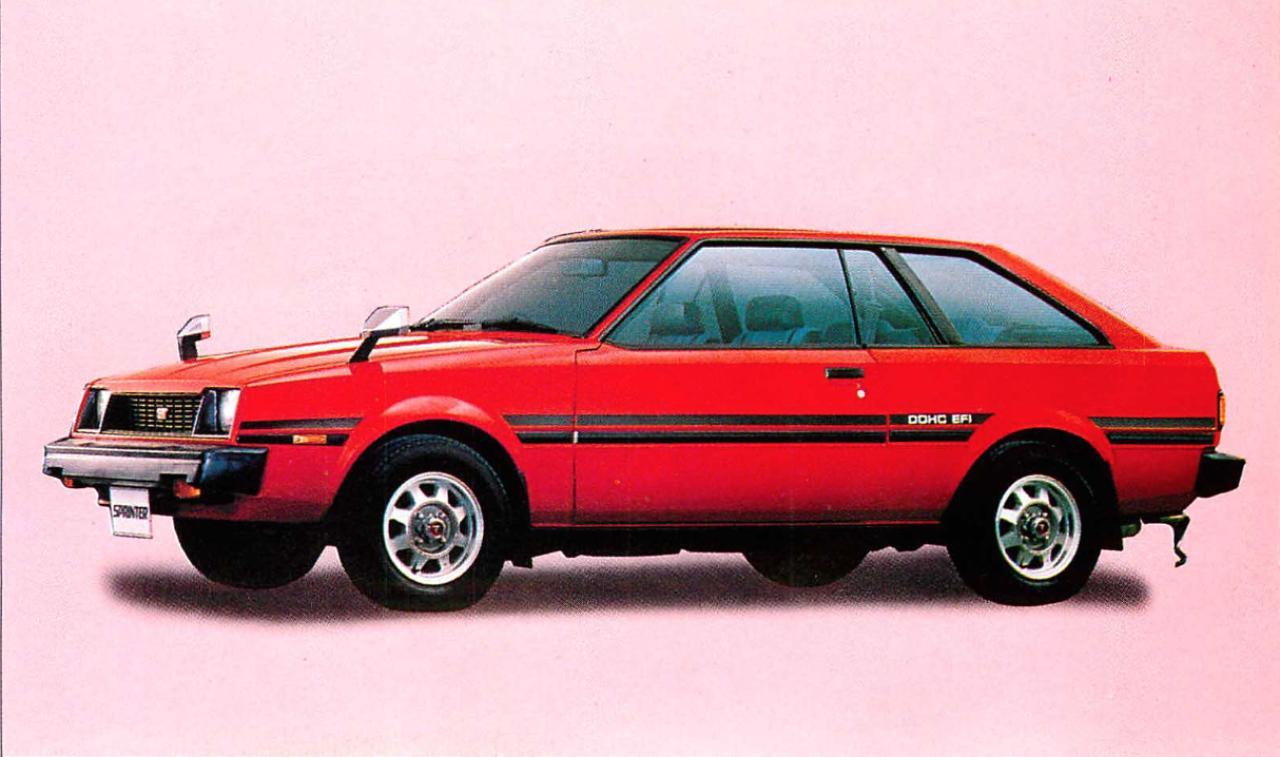 画像: スプリンターLB1600GT(1980年)