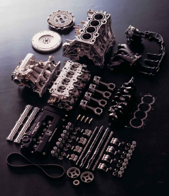 画像1: ホンダ車専用の機構