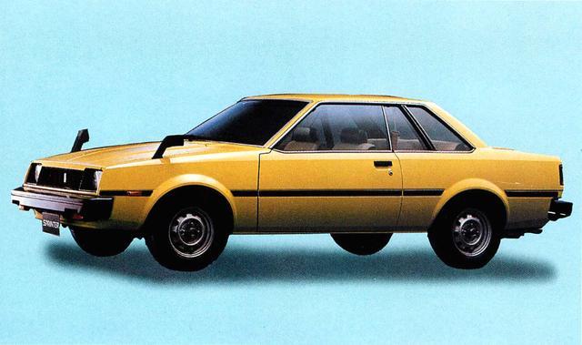 画像: スプリンターHT1600GT(1980年)