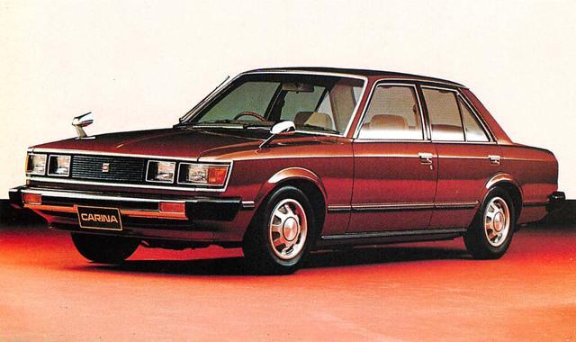 画像1: 【日本の自動車年鑑】 第86回 「カリーナシリーズ」(1980年)