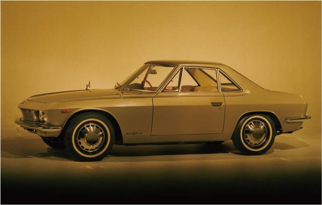 画像: コンセプトとしては初代シルビア(CSP311型: 1965年~1968年)に近い www.motormagazine.co.jp