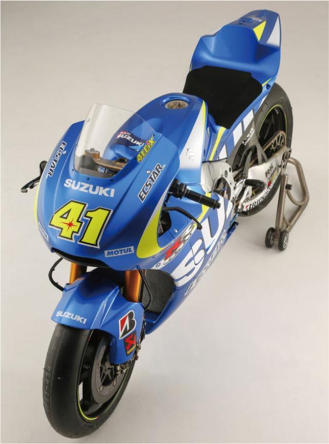 画像: #41 アレイシ・エスパルガロ車(Racing オートバイ MotoGP GRAPHICS 2016@モーターマガジン社) www.motormagazine.co.jp