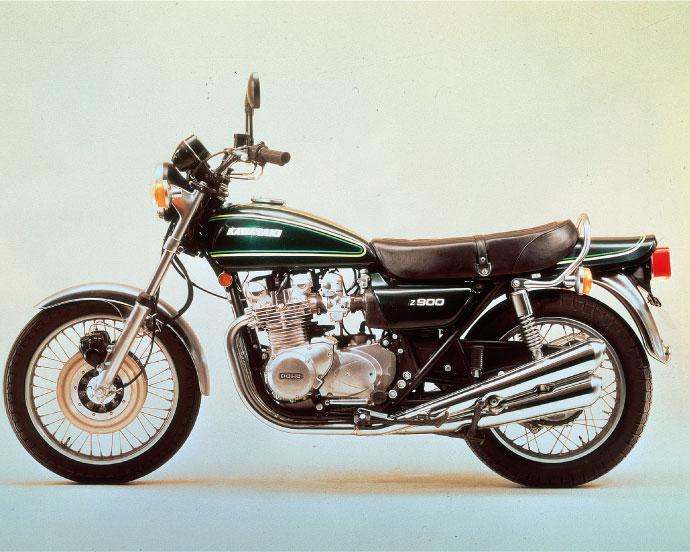 画像: Z1000[Z1000A1] 1977 www.motormagazine.co.jp