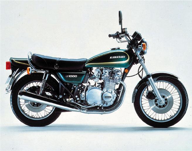 画像: Z1000 [Z1000A2] 1987 www.motormagazine.co.jp