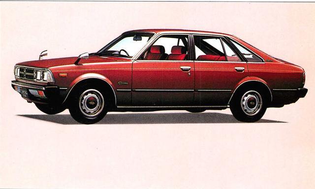 画像: コロナLB2000CX(1980年)