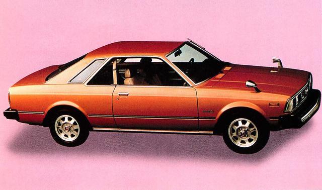 画像: コロナHT1800SLツーリング(1980年)