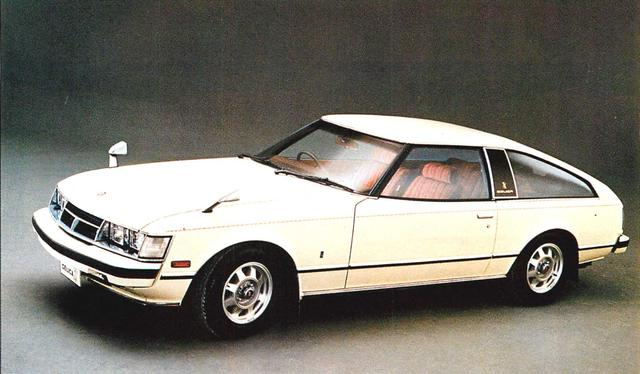 画像: セリカXX2000G(1980年)