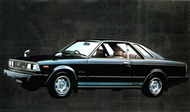 画像: コロナHT2000GT(1980年)