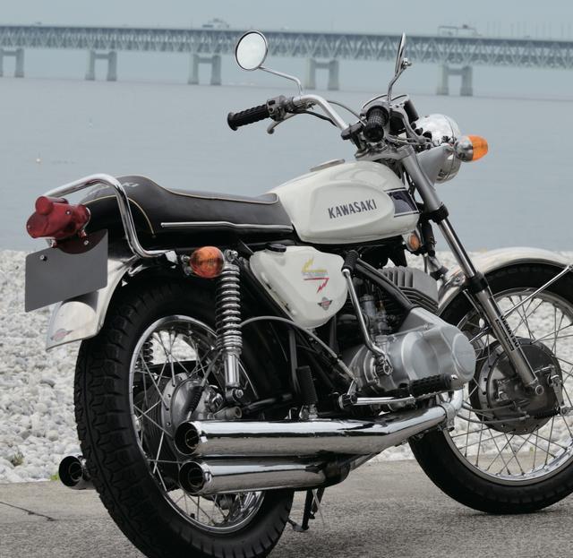 画像: マッハ、といえばシリーズ初号機のこのモデル