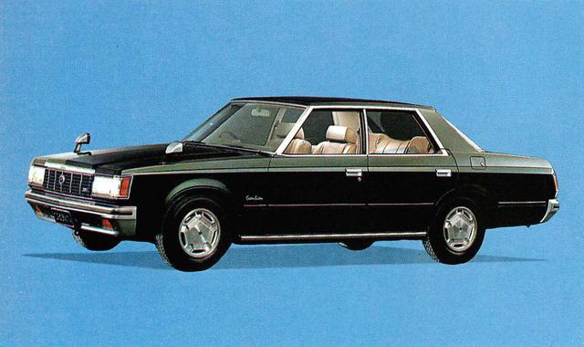 画像5: 【日本の自動車年鑑】 第95回 「クラウンシリーズ」(1980年)