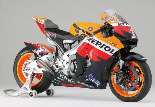 画像: 2002年に開幕したMotoGP!歴代マシンGPマシン遍歴を辿ってみよう!HONDA編。vol.3 【2007-2009】 - LAWRENCE(ロレンス) - Motorcycle x Cars + α = Your Life.