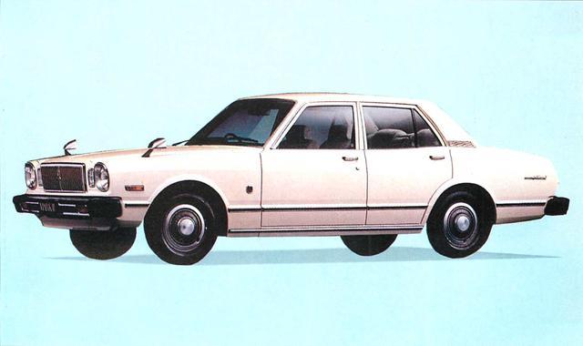 画像: マークⅡディーゼル2200GL-EX(1980年)