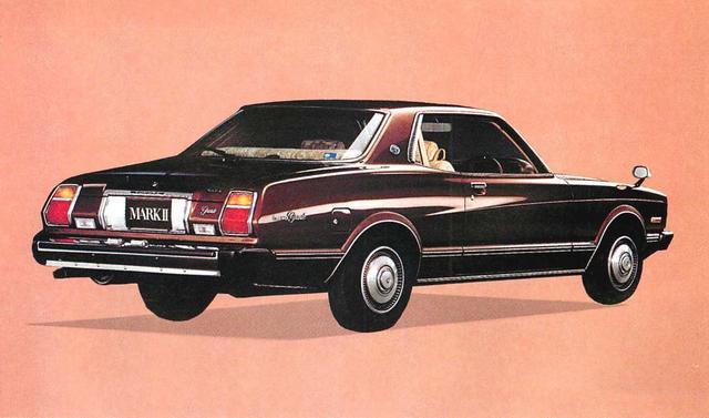 画像1: 【日本の自動車年鑑】 第93回 「マークⅡシリーズ」(1980年)