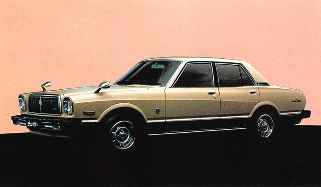 画像: チェイサー4ドア2000SGS(1980年)