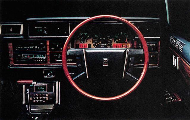 画像1: 【日本の自動車年鑑】 第95回 「クラウンシリーズ」(1980年)