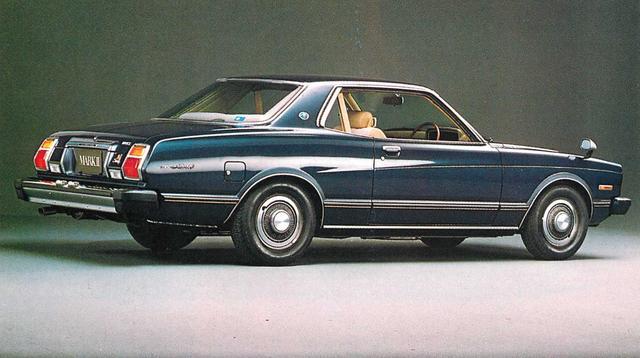 画像2: 【日本の自動車年鑑】 第93回 「マークⅡシリーズ」(1980年)