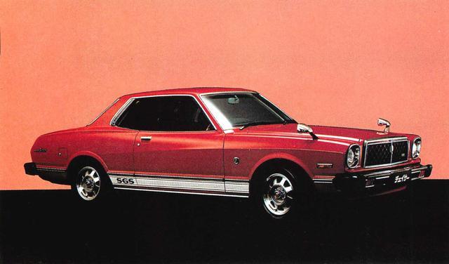 画像: チェイサーHT2000SGS(1980年)