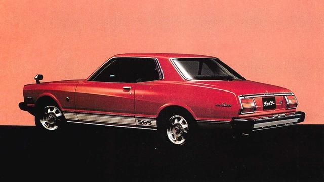 画像: チェイサーHT2000SGツーリング(1980年)
