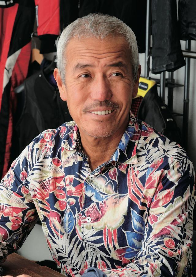 画像: 第三京浜というムーブメントを語るときに、 欠かせない存在なのが、ライディングアパレルメーカーの イエローコーンだ。 いやむしろ、その仕掛け人こそが、 代表の杉田さんだった!!