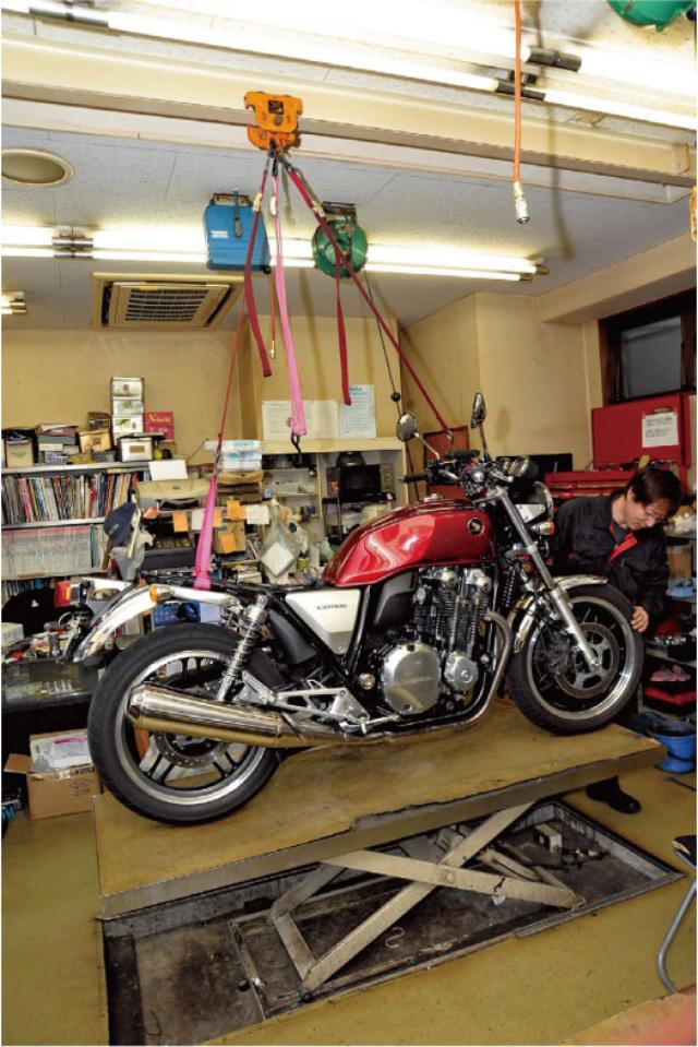 画像3: (Bikers Station@モーターマガジン社) www.motormagazine.co.jp