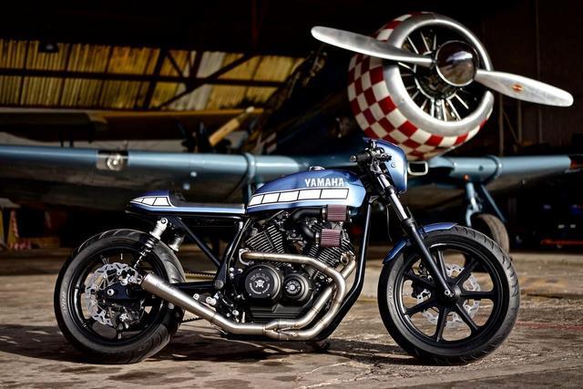 画像: ヤマハのアメリカンタイプのXV950が、カスタム後には・・・ - LAWRENCE(ロレンス) - Motorcycle x Cars + α = Your Life.