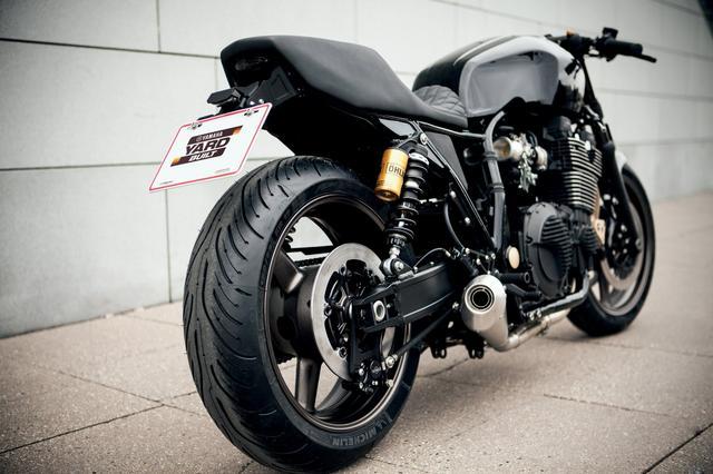 画像: 今度はデンマークだ!YAMAHA XJR誕生20年を記念したスーパーカスタムがかっこいい。 - LAWRENCE(ロレンス) - Motorcycle x Cars + α = Your Life.