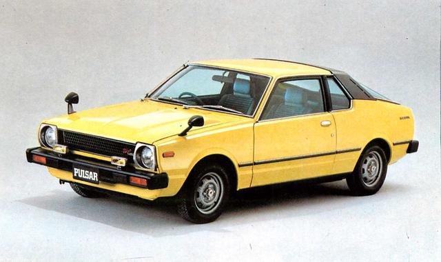 画像4: 【日本の自動車年鑑】 第98回 「パルサーシリーズ」(1980年)