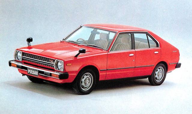 画像2: 【日本の自動車年鑑】 第98回 「パルサーシリーズ」(1980年)