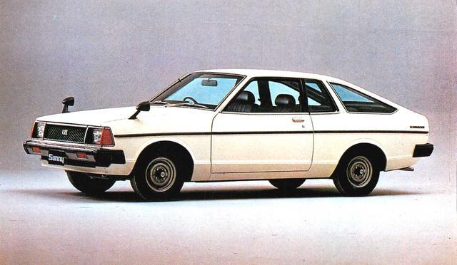画像: サニークーペ1200GS(1980年)