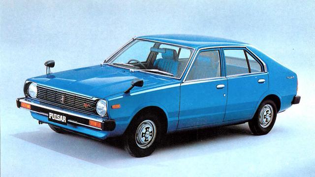 画像6: 【日本の自動車年鑑】 第98回 「パルサーシリーズ」(1980年)