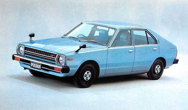画像3: 【日本の自動車年鑑】 第98回 「パルサーシリーズ」(1980年)