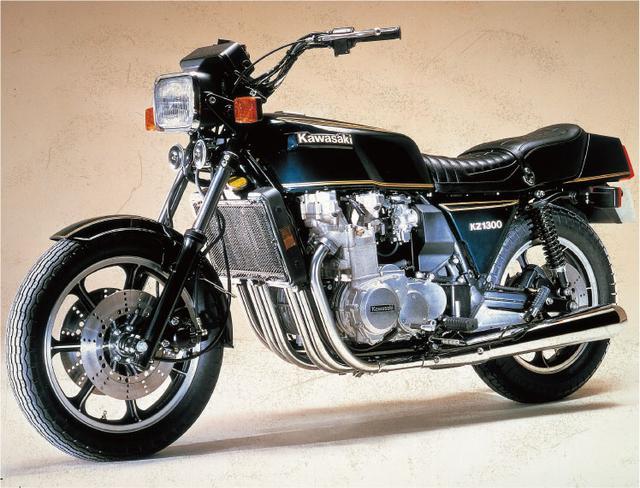 画像: Z1300 (オートバイ Classics@モーターマガジン社) ●水冷4ストDOHC2バルブ並列6気筒●1286㏄● 120PS/8000rpm●11.8㎏-m/6500rpm●296㎏●4.0018・5.00-17●輸出車 www.motormagazine.co.jp