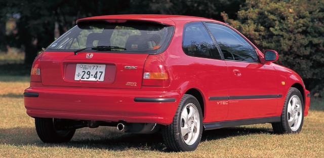 画像2: ミラクルシビック ・EK9型(1995年9月〜)