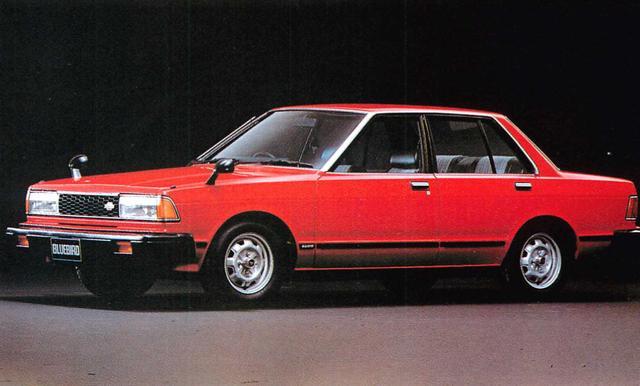 画像3: 【日本の自動車年鑑】 第106回 「ブルーバードシリーズ」(1980年)