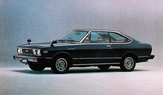 画像5: 【日本の自動車年鑑】 第104回 「オースターマルチクーペシリーズ」(1980年)