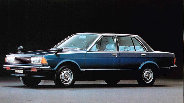 画像2: 【日本の自動車年鑑】 第106回 「ブルーバードシリーズ」(1980年)
