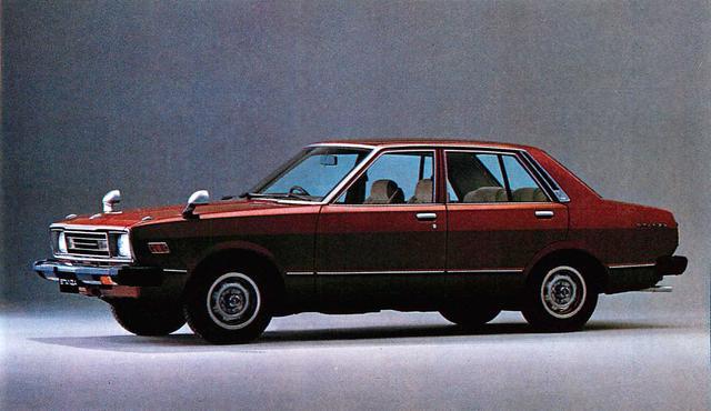 画像: スタンザ1600マキシマGT-E(1980年)
