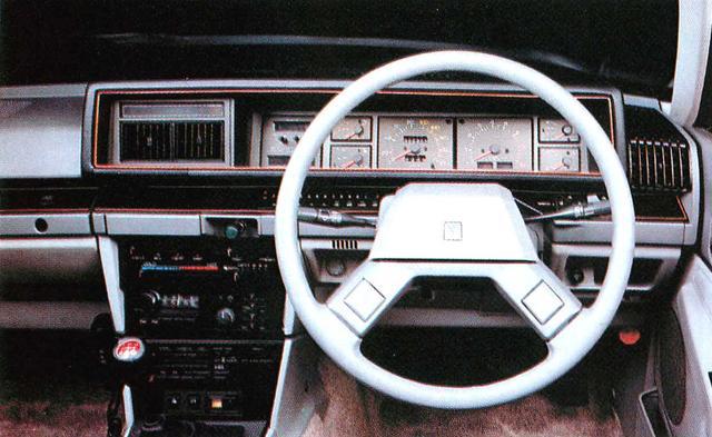 画像1: 【日本の自動車年鑑】 第106回 「ブルーバードシリーズ」(1980年)