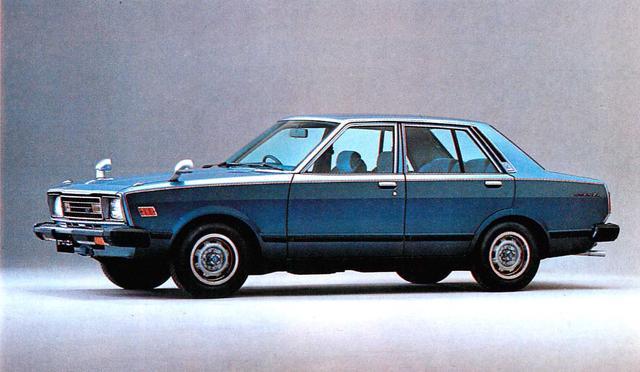 画像2: 【日本の自動車年鑑】 第105回 「スタンザシリーズ」(1980年)