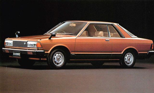画像8: 【日本の自動車年鑑】 第106回 「ブルーバードシリーズ」(1980年)