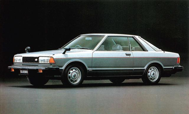 画像5: 【日本の自動車年鑑】 第106回 「ブルーバードシリーズ」(1980年)